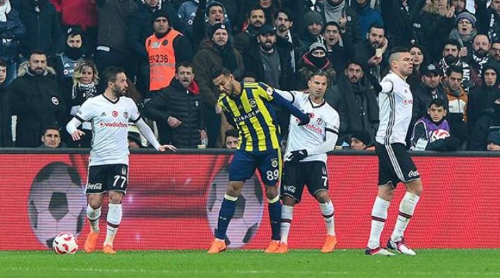 Fenerbahçe- Beşiktaş maçının tarihi belli oldu