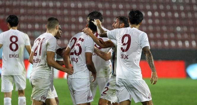 Trabzonspor bir üst turda!
