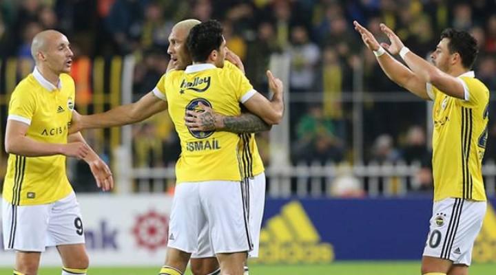 Fenerbahçe 2 - 1 Göztepe