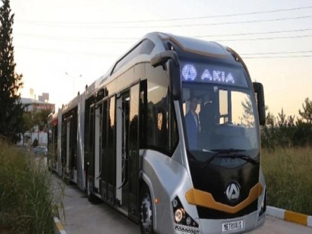 İBB'den yerli metrobüs hamlesi!
