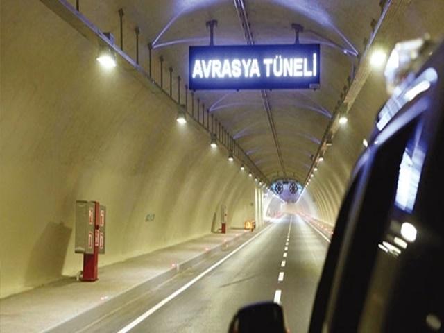 Avrasya Tüneli geçiş ücretlerine yüzde 56 zam yapıldı