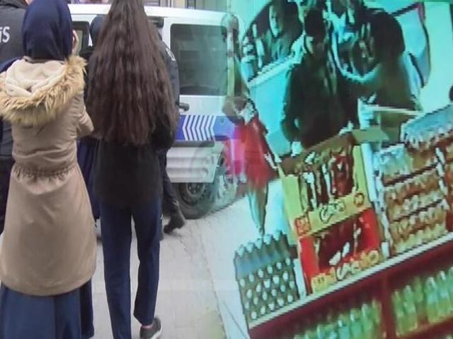 Esenyurt'ta Üç Kız Öğrenciye Taciz!