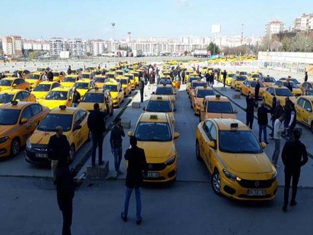 Taksicilerden açıklama: Ücretsiz Taşıyacağız