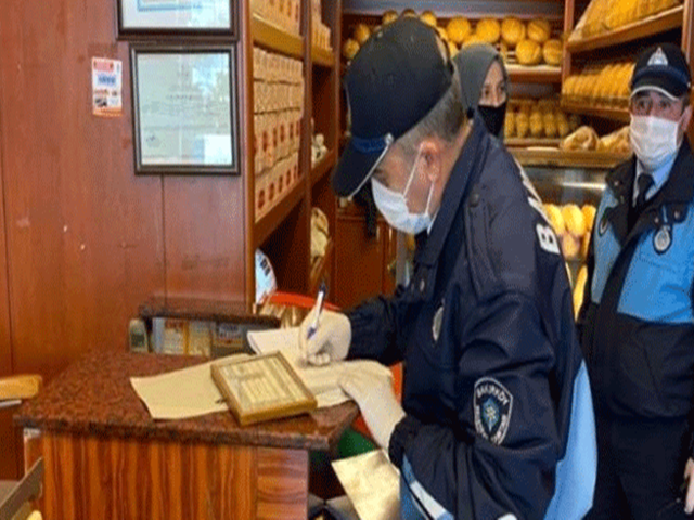 1.5 liralık ekmeği 5 liraya satan fırsatçı affedilmedi