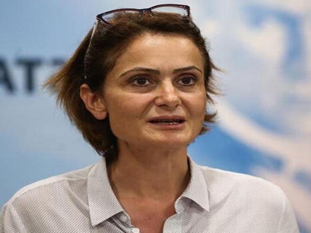 Canan Kaftancıoğlu'na verilen ceza onandı