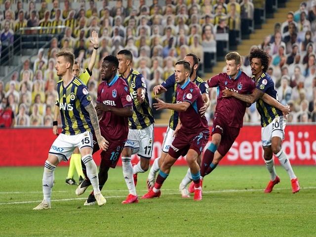 Fenerbahçe 1-3 Trabzonspor Maç Özeti