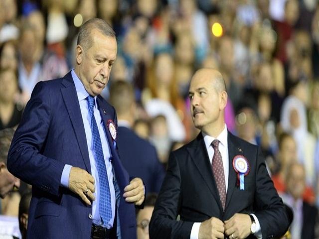 Soylu duyurdu: Cumhurbaşkanı Erdoğan, ücreti AFAD'a aktardı