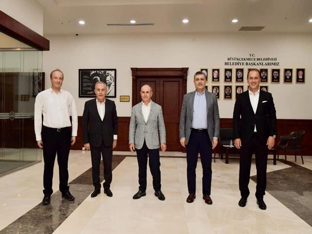 CHP'li başkanlar koordinasyon toplantısında buluştu