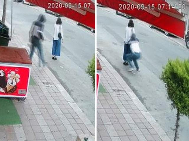 Suç makinesi kapkaççılar bu kez polisten kaçamadı!