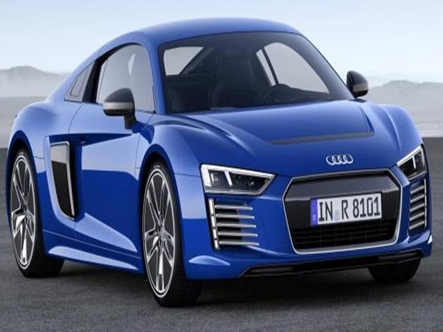 Audi elektrikli bir R8'e mantıklı bakıyor
