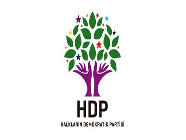 HDP'ye kapatılma davası açıldı
