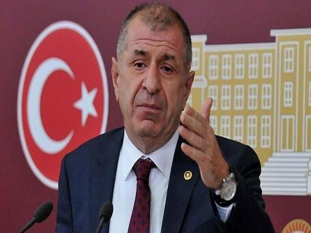 Ümit Özdağ, İYİ Parti'den istifa ettiğini açıkladı