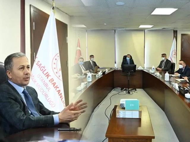 Vali Yerlikaya'dan İstanbul'da heyecanlandıran toplantı