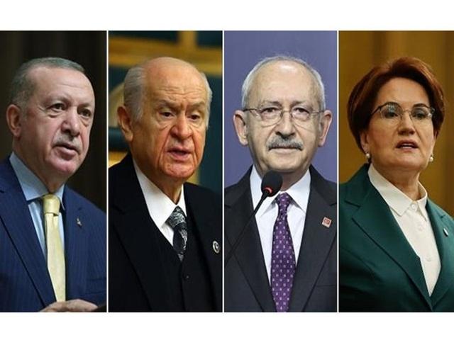 MetroPOLL Araştırma anket sonuçlarını açıkladı! Türkiye'de en beğenilen lider kim?