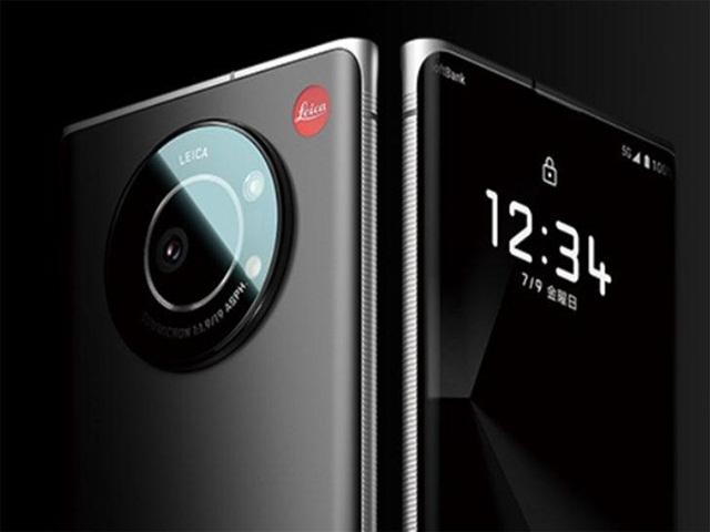 Leica, ilk akıllı telefonu Leitz Phone 1'i duyurdu!