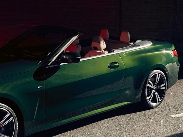Yeni BMW 4 serisi Cabrio Türkiye'de ön siparişe sunuldu!