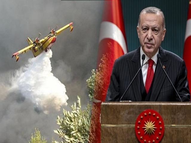 Cumhurbaşkanı Erdoğan'dan 73 ülke ve 10 uluslararası kuruluşa teşekkür