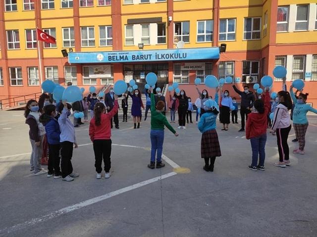 Esenyurt'taki okullarda uyum eğitimi haftası başladı