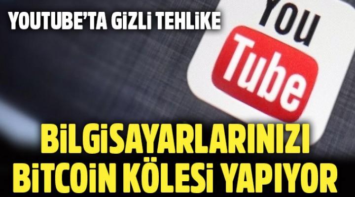 Youtube'da Gizli Tehlike