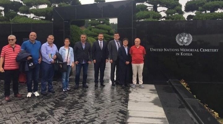 Başkan Hasan Akgün: Dünya Barışı İçin Kore'deyiz