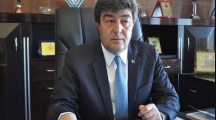 MHP'li ilçe belediye başkanı, partisinden istifa etti