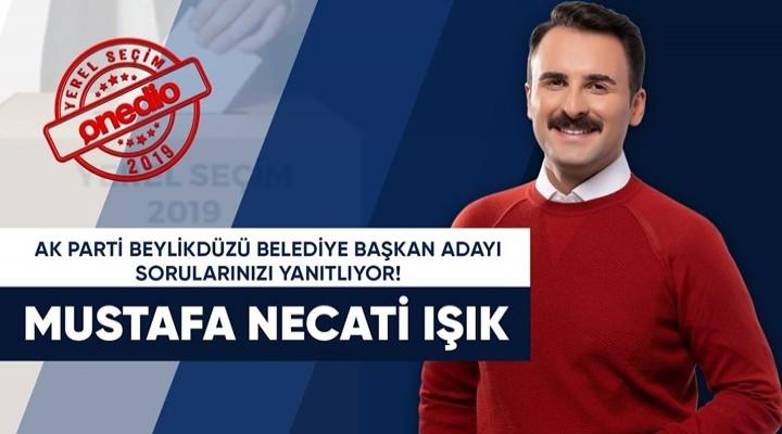 Mustafa Necati Işık Sosyal Medyadan Gelen Soruları Yanıtlıyor