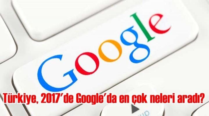 İşte Google'de en çok arananlar