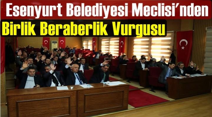2017 yılının İlk Meclisi Yapıldı