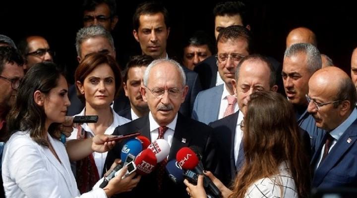 Kılıçdaroğlu'dan Erdoğan'a İş Bankası cevabı
