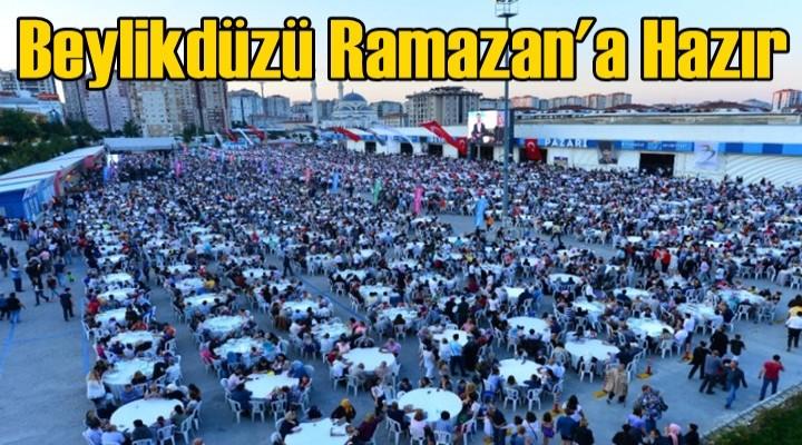 Beylikdüzü Ramazan'a Hazır