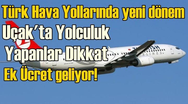 Türk Hava Yollarında yeni dönem
