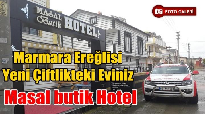 Marmara Ereğlisi'ndeki Eviniz Masal butik Hotel