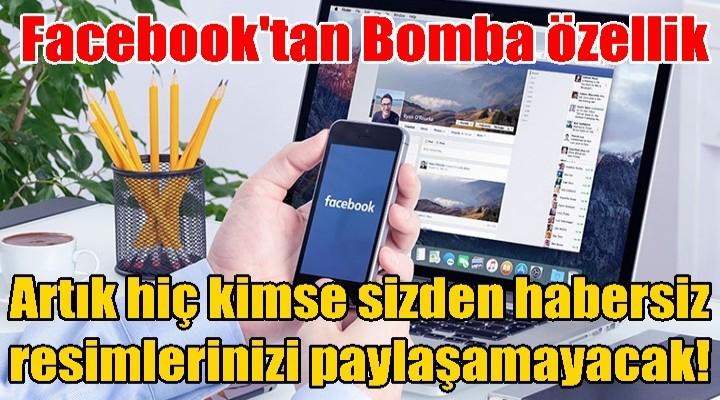 Facebook'tan Bomba özellik