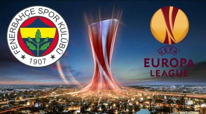 UEFA Avrupa Ligi'nde Fenerbahçe'nin rakibi belli oldu
