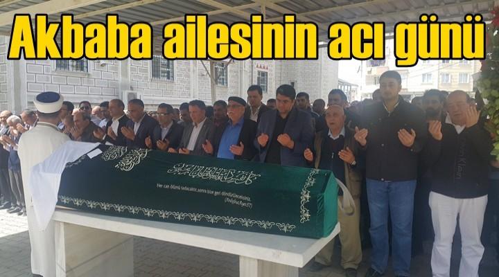Akbaba ailesinin acı günü