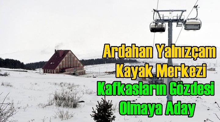 Ardahan Yalnızçam Kayak Merkezi; Kafkasların gözdesi olmaya aday
