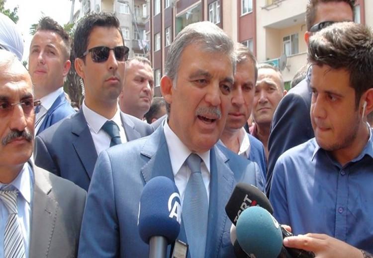 Abdullah Gül'den erken seçim ve dokunulmazlık açıklaması