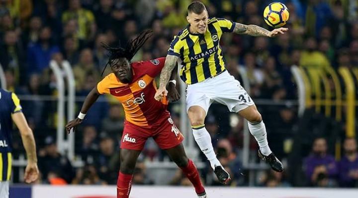 Fenerbahçe-Galatasaray derbisinde penaltı isyanı