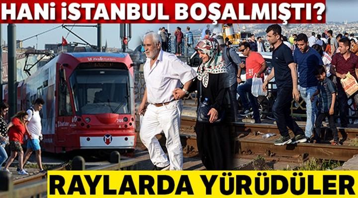 İstanbul Kilit!