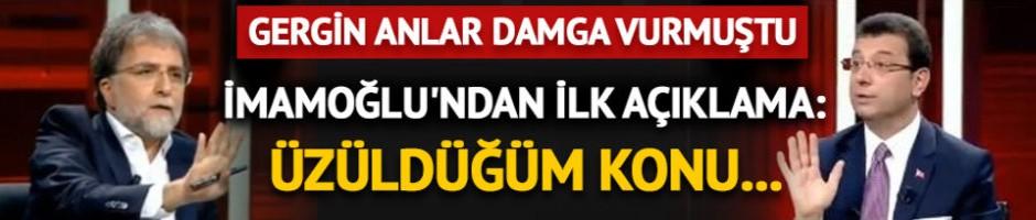 Ekrem İmamoğlu'ndan 'Tarafsız Bölge' açıklaması