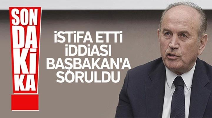 Kadir Topbaş istifa etti mi?