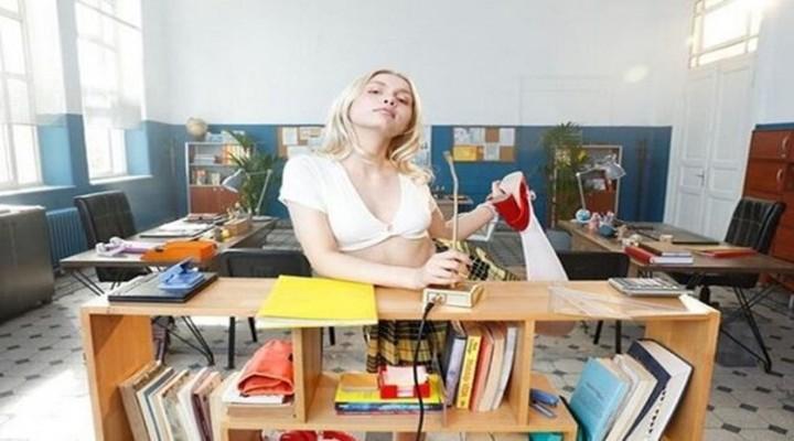 Aleyna Tilki'nin okul paylaşımı olay oldu