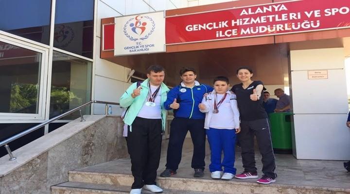 Özel Sporlar Kulübü ilk şampiyonadan başarı ile döndü