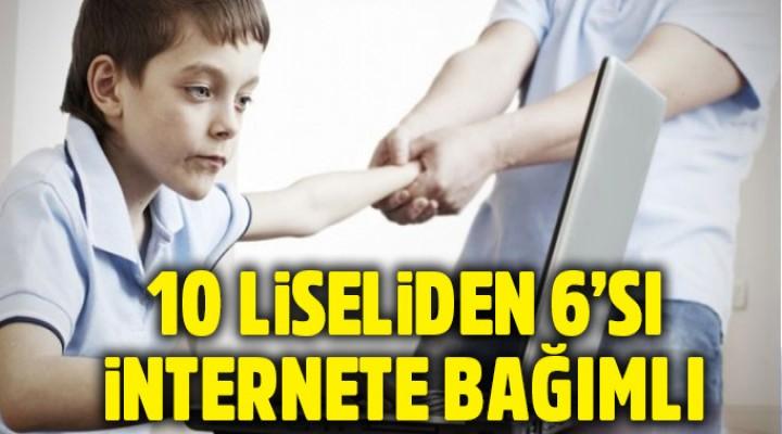 İnternet gençlerin günlük hayatını sekteye uğratıyor