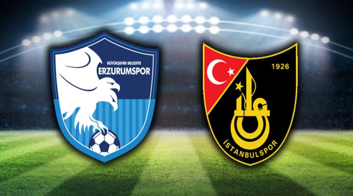 İstanbulspor 2-2  Erzurumspor