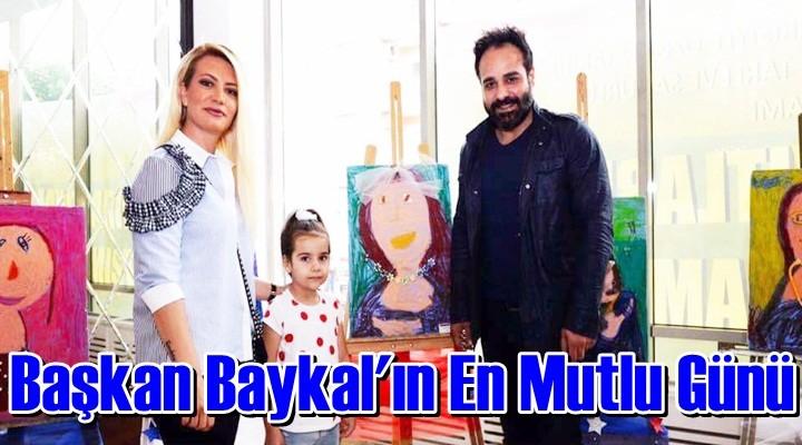 Başkan Baykal'ın En Mutlu Günü
