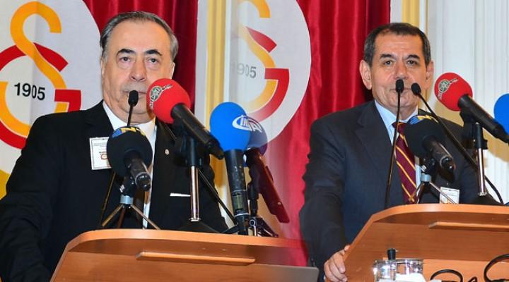 Galatasaray'da yeni başkan belli oldu
