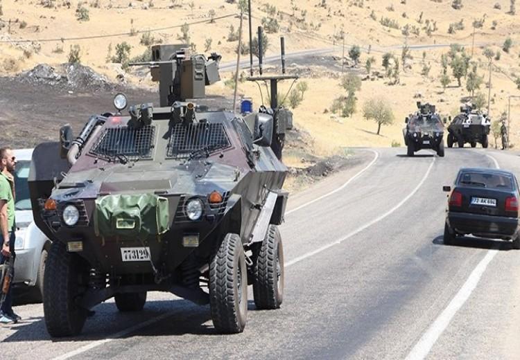 Tendürek Dağı'nda 7 PKK'lı terörist öldürüldü