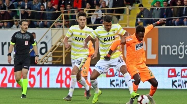 Fenerbahçe'de kâbus devam ediyor