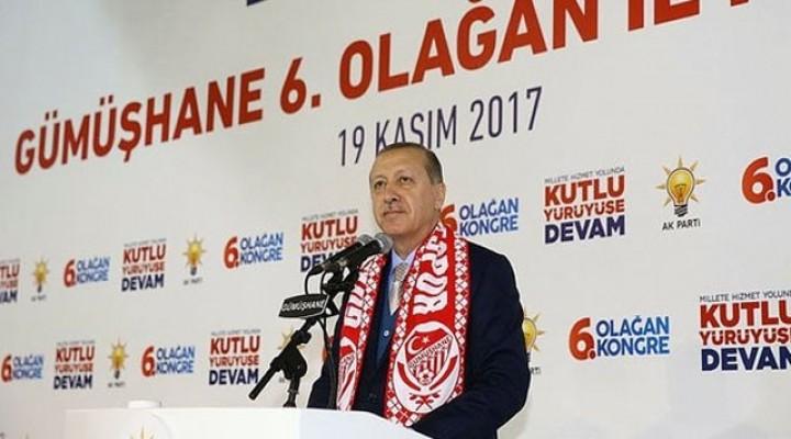 Erdoğan: Türkiye'ye 2013'ten itibaren taarruz başladı